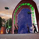Wagah Stargate by Kenny Irwin