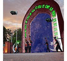 Wagah Stargate Photographic Print