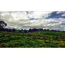 Look outside (P1140261 _XnView _Qtpfsgui _GIMP) Photographic Print
