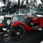 Classic Rolls Royce by Peter Evans