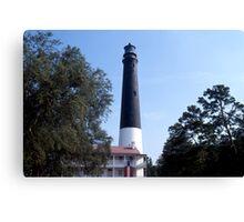 Pensacola Lighthouse Canvas Print
