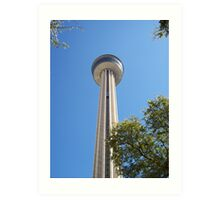 Tower of the Americas Art Print