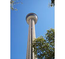Tower of the Americas Photographic Print