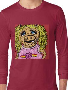 Miss Piggy Long Sleeve T-Shirt