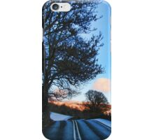 On the Road to Grasmere iPhone Case/Skin