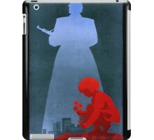 What about the children? iPad Case/Skin