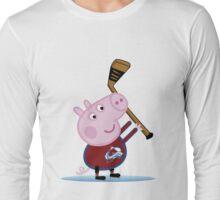 Colorado Avalanche Fan Long Sleeve T-Shirt