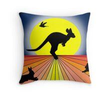 Quintessential Oz  Throw Pillow