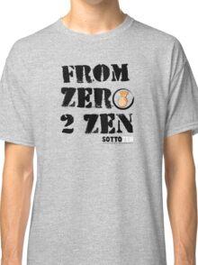 From Zero to Zen - SOTTOZEN T-shirt Classic T-Shirt