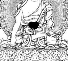 Nu Skool Buddha Sticker