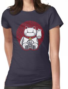 Lucky Assistant Womens Fitted T-Shirt