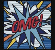 Comic Book OMG! One Piece - Short Sleeve