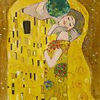 My Klimt Kiss by Carole Russell