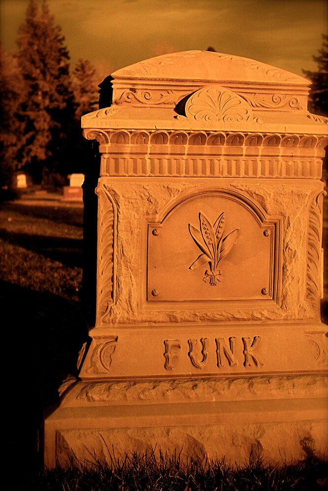 The Day Funk Died by mjsteensgard