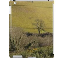 So Green Is The Valley iPad Case/Skin