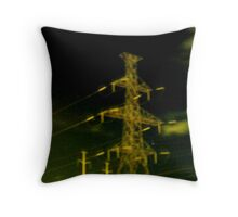The End of the World. Throw Pillow