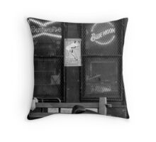 Liquid Salvation Throw Pillow