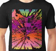 tie dye treestump Unisex T-Shirt