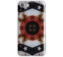 The Red White and Blue  iPhone Case/Skin