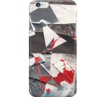 WORLD ORDERED NEW NONE(C2014) iPhone Case/Skin