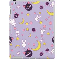 Sailor Chibimoon Pattern iPad Case/Skin