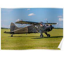 DHC-2 Beaver AL.1 XP820 Poster
