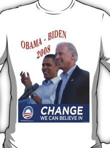 Obama-Biden_2008 T-Shirt