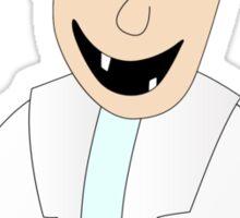 happy dentist Sticker