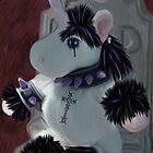 Gothy Mystic.. by FaeryHuggles