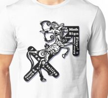Sagittarius star sign  Unisex T-Shirt