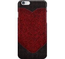 Molecules Heart iPhone Case/Skin