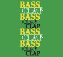 Bass Clap Clap by Tiffany Atkin