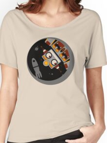Robot Lost In Space Women's Relaxed Fit T-Shirt