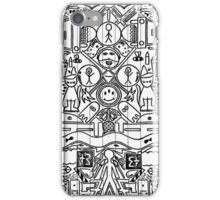 At The Movies iPhone Case/Skin
