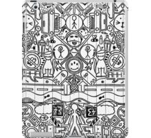 At The Movies iPad Case/Skin