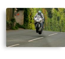 Isle of Man Road Racing 1 Metal Print