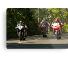 Isle of Man Road Racing 2 Metal Print