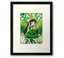 Chibi Suiseiseki Framed Print