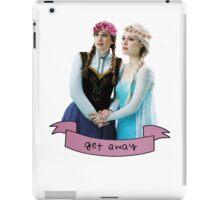 Anna & Elsa iPad Case/Skin