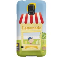 The Lemonade Stand Samsung Galaxy Case/Skin