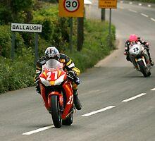 Isle of Man Road Racing 7 by Garrington