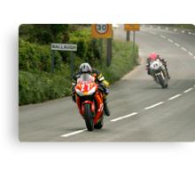 Isle of Man Road Racing 7 Metal Print