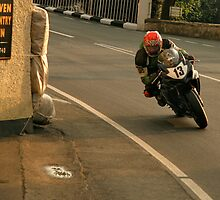 Isle of Man Road Racing 8 by Garrington