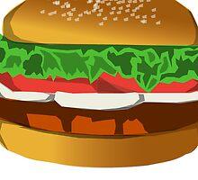 Extreme Burger by Furfantarex