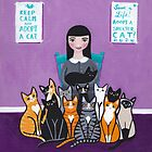 Adopt a Shelter Cat by Ryan Conners