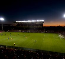 Hindmarsh Stadium by Matthew Reid