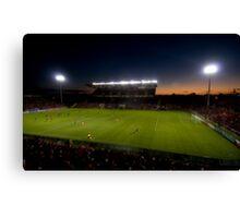 Hindmarsh Stadium Canvas Print