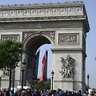 arc de triomphe by emant