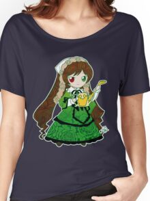 Chibi Suiseiseki Women's Relaxed Fit T-Shirt