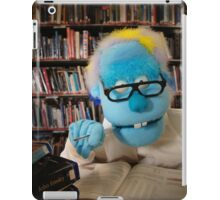Professor at Work iPad Case/Skin